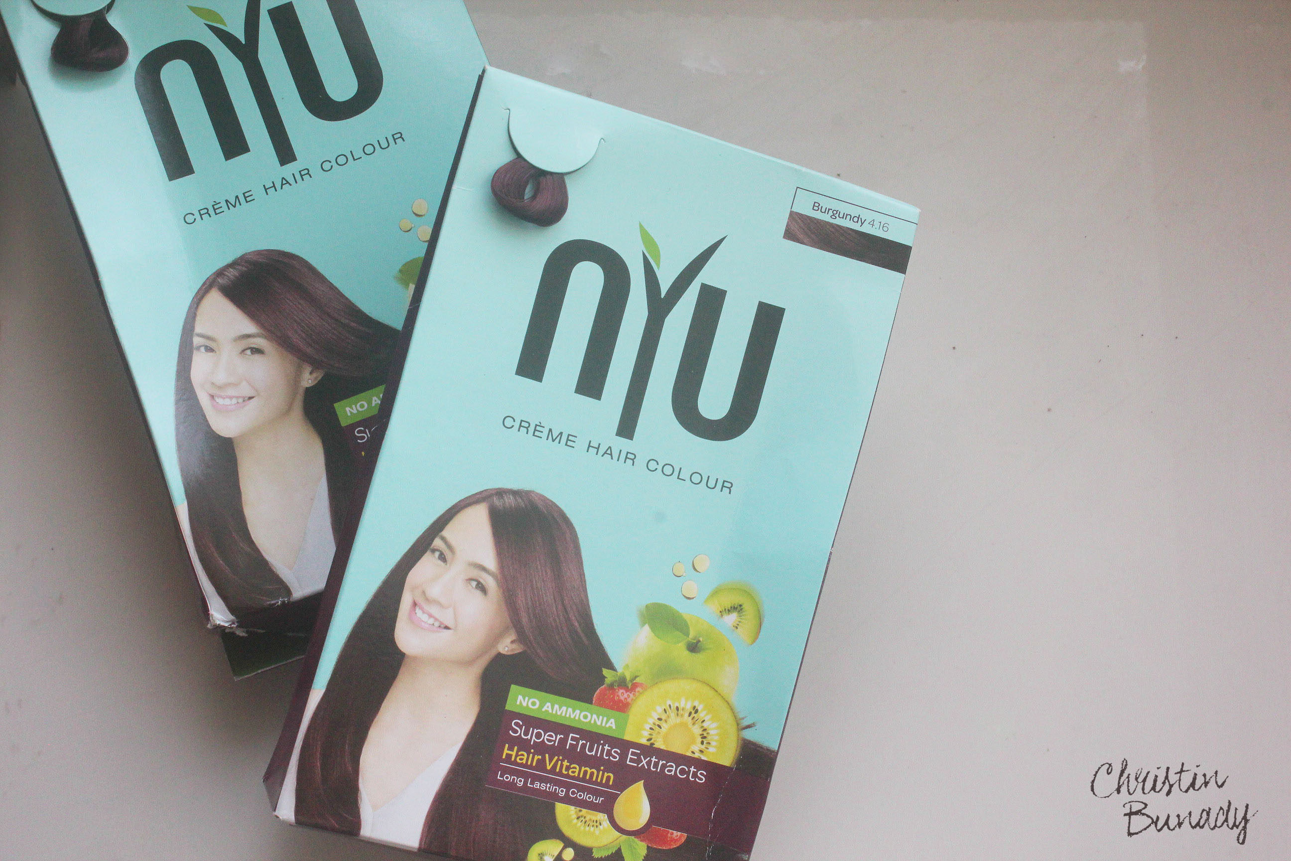 Hair Journey Part 3: Dyeing #IniHidupkuYangNYU
