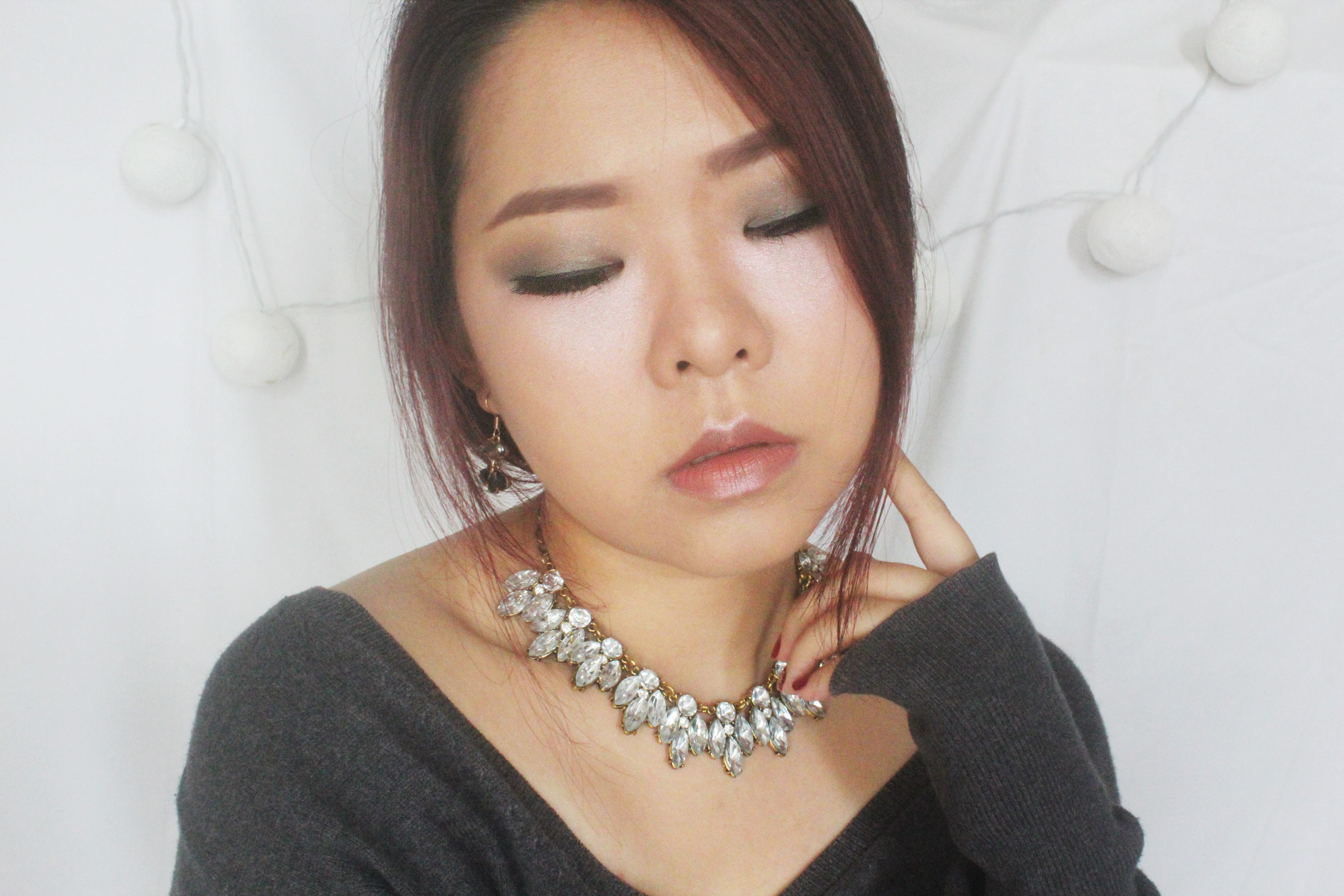 Holiday Makeup Look: Collab