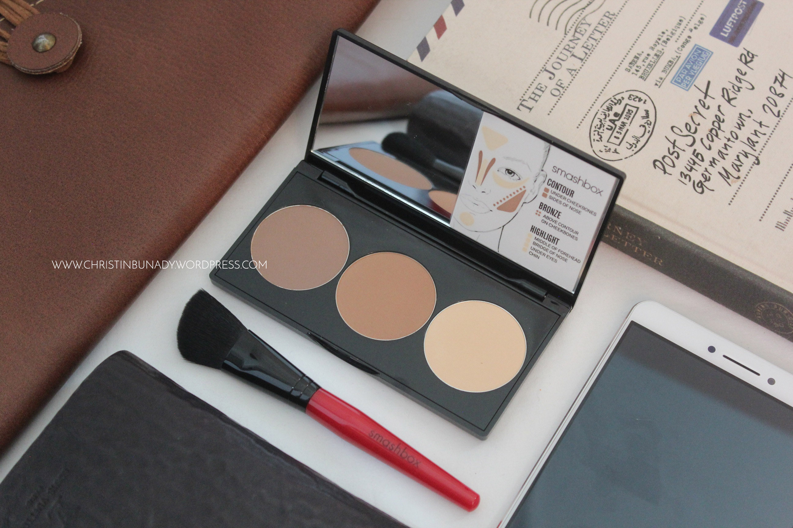 Sclup that flat face! : Smashbox Contour Palette