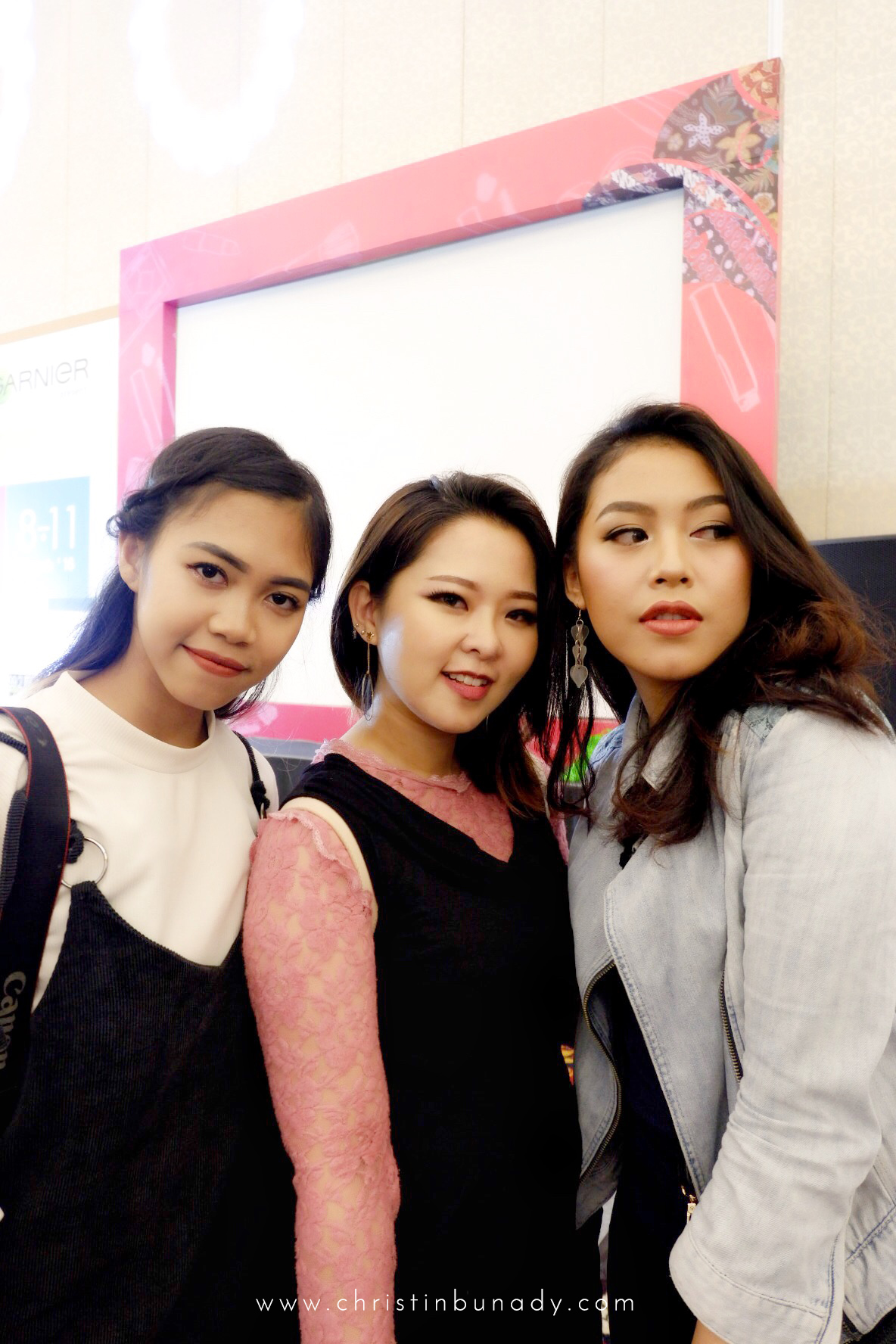 INTERNATIONAL BANDUNG BEAUTY EXPO 2018 ( TOO MUCH FUN! )