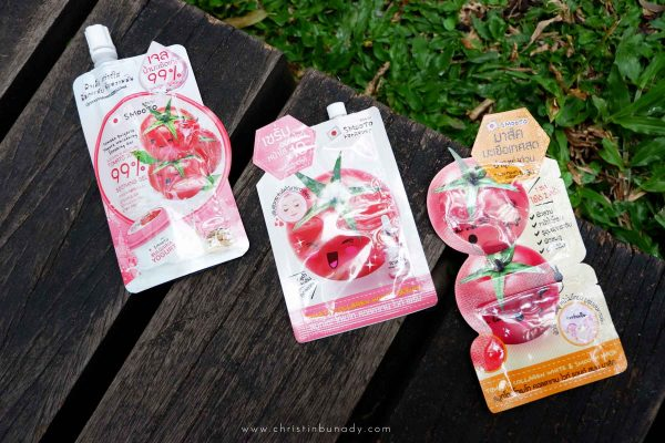 REVIEW Smooto Indonesia : Tomato Series